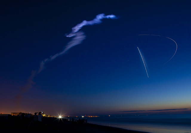 Discovery STS-131 Launch